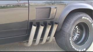 Mad Max: Interceptor Replica Last V8
