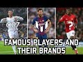 Famous Players And Their Brand Logos