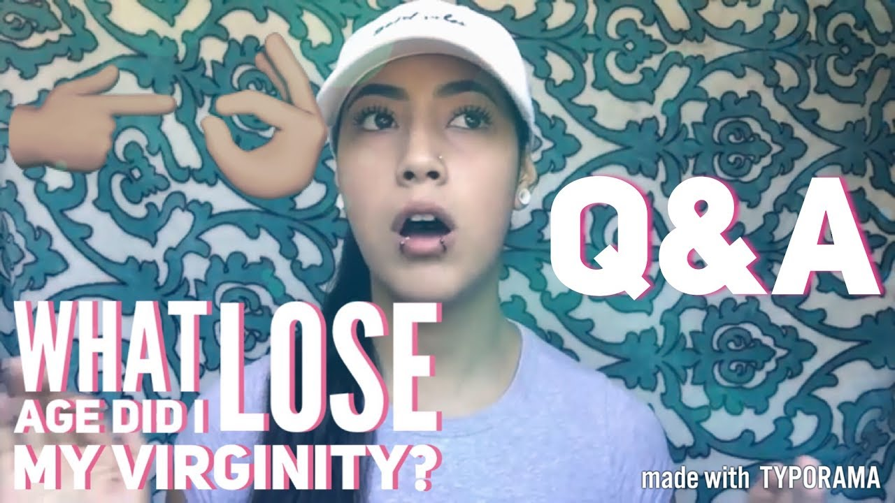 What Age Did I Lose My Virginity Qa - Youtube-3505