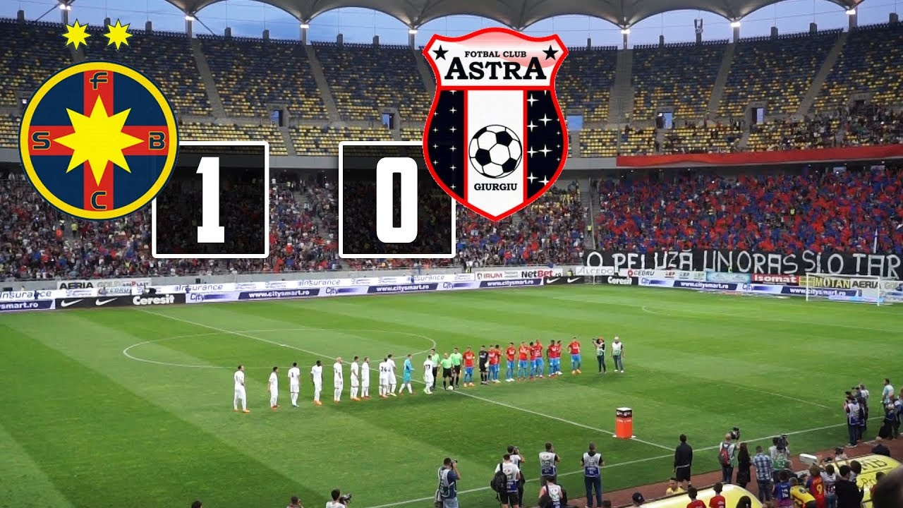 Astra - FCSB 0-2, ce a declarat Teja dupa meci / Liga 1 ...  |Astra- Fcsb
