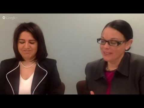 "Career 911 ""Keeping it Real"" Hangout #4 with Melissa Simon & Cynthia Gonzalez"