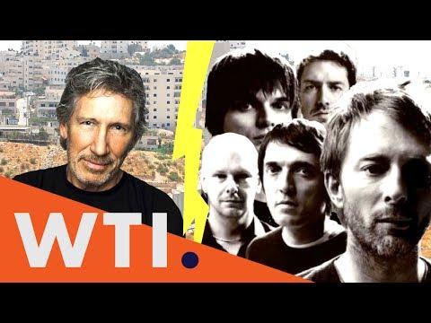 Pink Floyd's Roger Waters Tells Radiohead To Cancel Concert In Israel | We The Internet TV