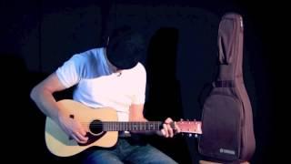 Yamaha JR2 Small Scale Guitar