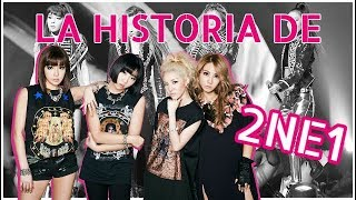 La historia de 2NE1 |Parte 1| ¡¡Conocelas conmigo!! (Young Mi)