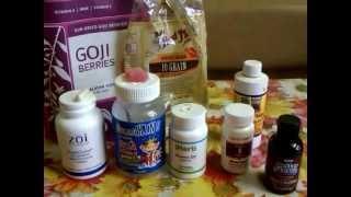 пустые баночки с iherb витамины, продукты часть 2 Thumbnail