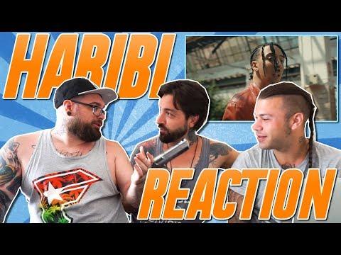 Ghali - Habibi (Prod. Charlie Charles) | RAP REACTION 2017 | ARCADEBOYZ
