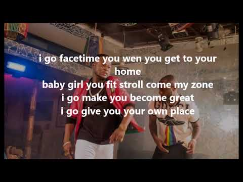 Ichaba – Baby Mama ft. Davido (lyrics)
