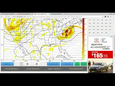 Tropical Storm Hermine Update 9/1/16