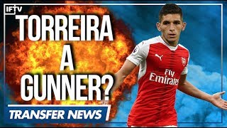 LUCAS TORREIRA SET TO JOIN ARSENAL! | Serie A Transfer News