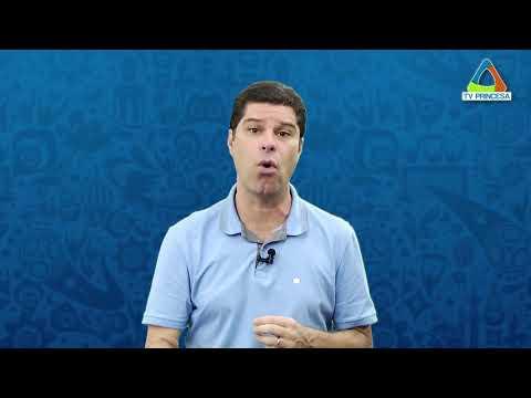 (JC 16/07/18) Lúcio Caldeira comenta sobre final e toda a Copa do Mundo