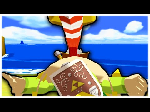 Wind Waker HACKED - Part 5 (CONSPIRACY THEORY!)