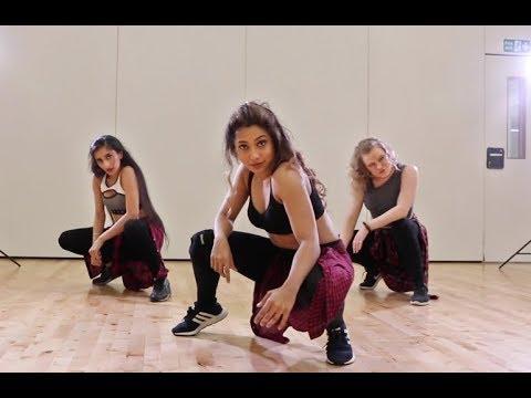 Slow Motion- Bharat, BollyHOOD Choreography ; London Dancers; Salman Khan