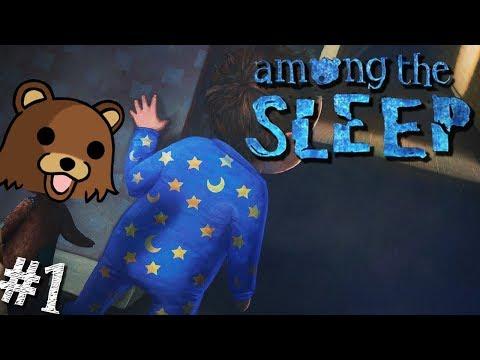 PEDOBEAR! - Among the Sleep #1 [Let's Play PL]