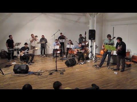 Elliott Sharp - Il Tigre Lily: 10-26-13 DITHER Extravaganza! at Gowanus Loft