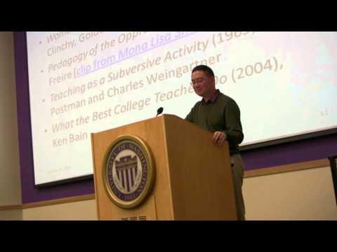 Donald Chinn - Distinguished Teaching