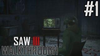 SAW 3 | Walkthrough en Español | Episodio 1