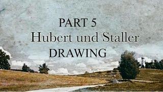 HUBERT UND STALLER | Annett Fleischer | colored pencil portrait