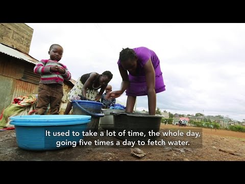 Water of Life – Kariobangi, Kenya