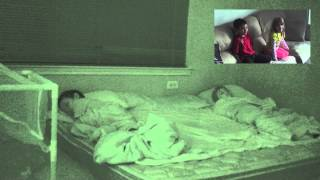 kids react to seeing elf on the shelf visit them while sleeping! Elf on the Shelf caught on video!
