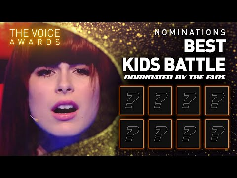 BEST KIDS BATTLE nominees! 🔥 | The Voice Kids Awards