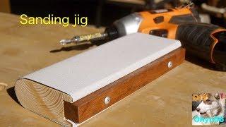 Sanding block 1
