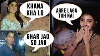 Karisma Kapoor, Kareena Kapoor, Anushka Sharma SWEETEST ACTIONS For Media