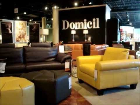 Cabot House Domicil Leather Furniture Latest Arrivals