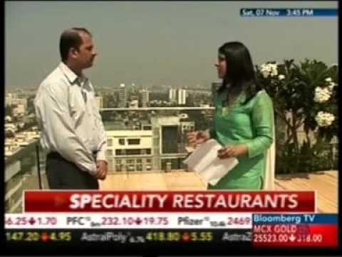 Interview with Mr. Vikas Oberoi - CMD, Oberoi Realty - Bloomberg TV India