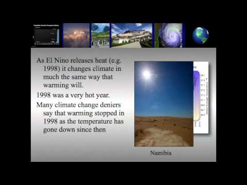 Climate Change with Charles Bayless (v.2)