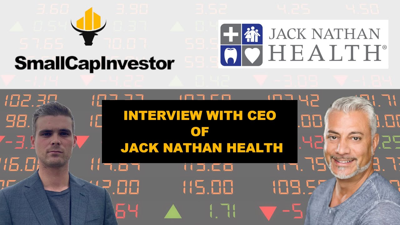 Exclusive Interview w/ CEO of Jack Nathan Health (TSXV:JNH)