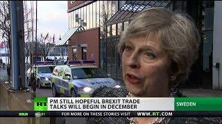 Will Brexit trade talks begin in December?