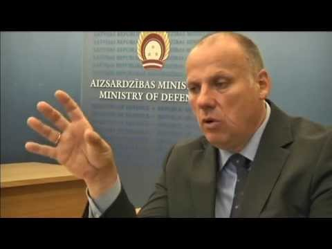 Latvia's Strongman Minister: Raimonds Bergmanis appointed new defence minister