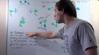 Orthogonal Molecular Orbitals