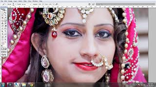 Wedding album 12x36- sheet kaise banaye Hindi video..free main sikho