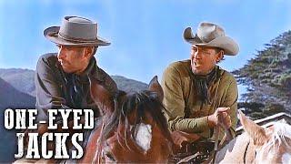 One-Eyed Jacks   MARLON BRANDO   Best Western Movie   Classic Cowboy Film   Full Length