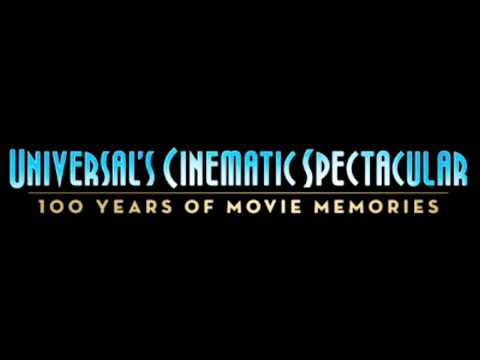 Universal Cinematic Spectacular: 100 Years Of Movie Memories (Soundtrack)