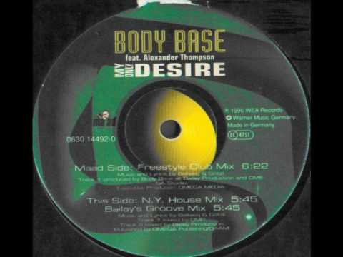 Body Base Feat Alexander Thompson - My Only Desire(Freestyle Club Mix).