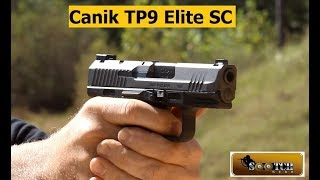 Canik TP9 Elite SC Subcompact Pistol Review