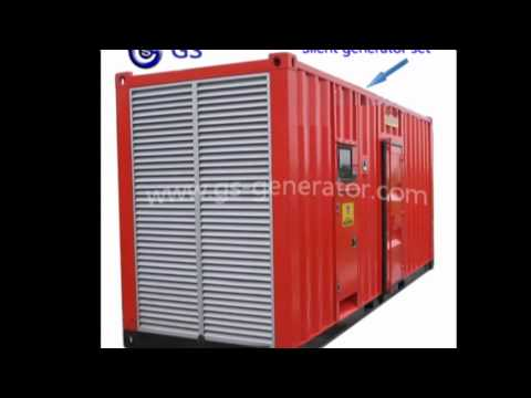Diesel Genset Offered By Chongqing GS Mechanical & Electrical Equipment CO.,LTD.