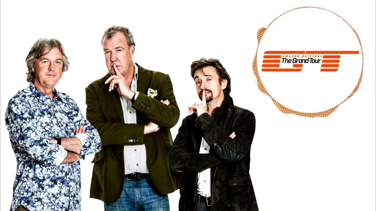 The Grand Tour — Clarkson, Hammond and May Talk Top Gear, the past & Cars (part 2 of 2)