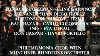 "Roberto Abbado conducts ""La favorite"" - Donizetti - Elina Garanca & Juan Diego Flórez"