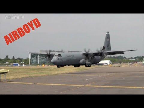 C-130 Farnborough Airshow (2010)