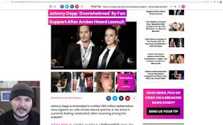 Johnny Depp FALSELY Accused? Listen And Believe HURTS The Innocent