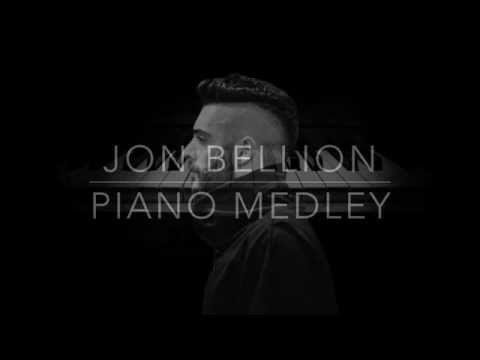 Jon Bellion (Piano Medley)- By: Sarosh Mawani