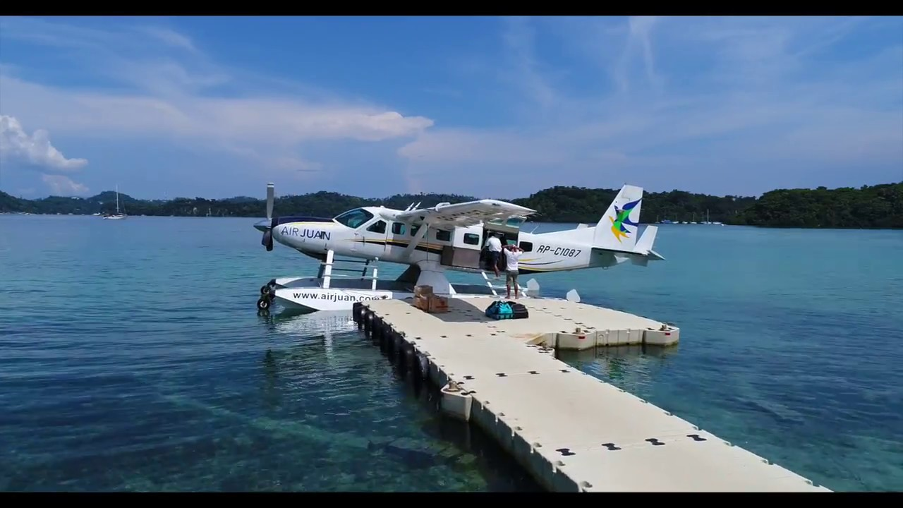 Seaplane Flights in the Philippines