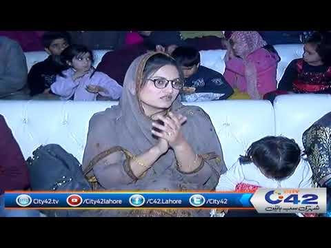 لاہوریوں کا پنجاب فوڈ فیسٹیول ایکسپو سنٹر لاہور میں منعقد ہوا