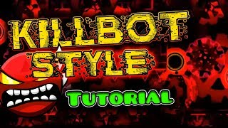 [2.1] KILLBOT Style TUTORIAL (Hinds)