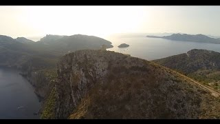 Northern Mallorca - Aerial Video