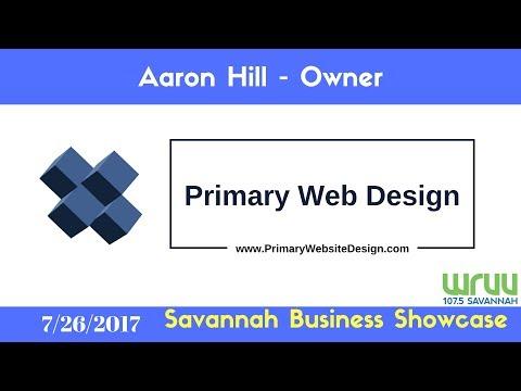 Aaron Hill of Primary Website Design