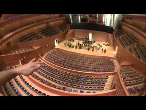 Video Tour of the Kauffman Center for Performing Arts in downtown Kansas City!